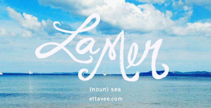 the daily french: la mer